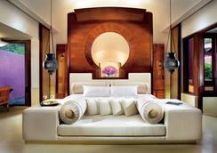 Phulay Bay Ritz-Carlton Reserve - Thị trấn Krabi - Phòng ngủ