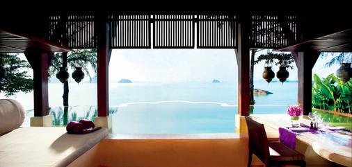 Phulay Bay Ritz-Carlton Reserve - Краби - Балкон
