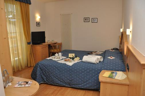 Rancolin - Moena - Bedroom
