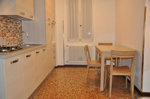 Ca' Bragadin Carabba - Venice - Dining room