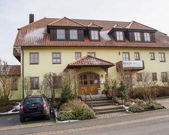 Hotel am Schwanberg - Rödelsee - Edificio