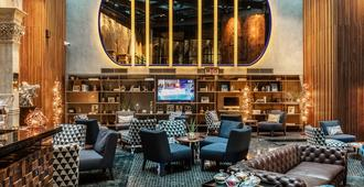 Hotel Clark Budapest- Adults Only - בודפשט - לובי
