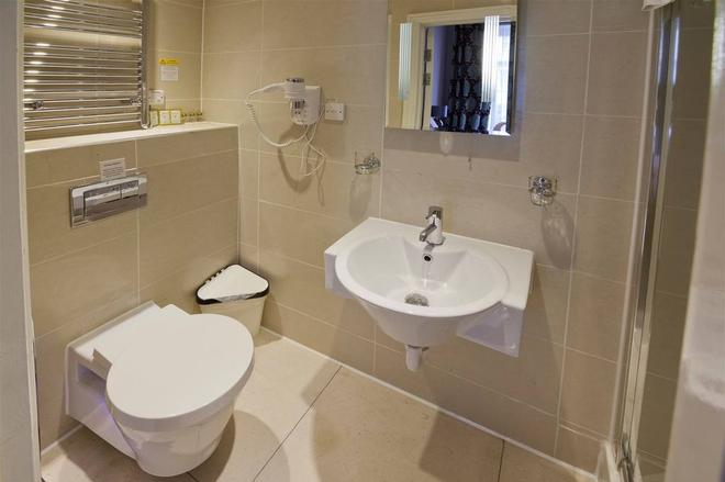 M 史戴 27 帕丁頓酒店 - 倫敦 - 倫敦 - 浴室