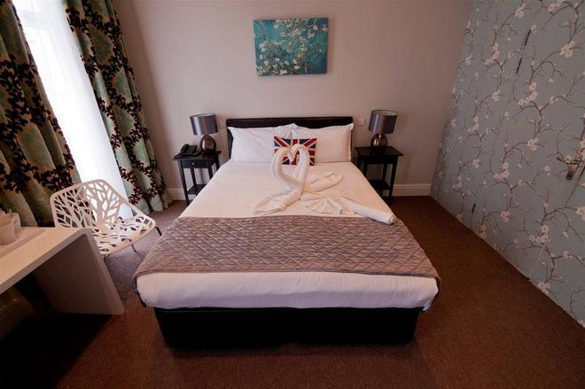 M 史戴 27 帕丁頓酒店 - 倫敦 - 倫敦 - 臥室
