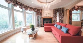 Beautiful Vancouver West Luxury House - Vancouver - Living room