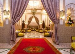Les Jardins de l'Agdal Hotel & Spa - Marrakech - Restaurant