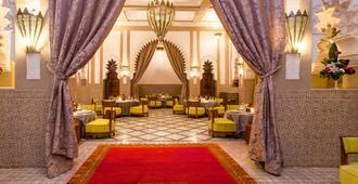 Les Jardins de l'Agdal Hotel & Spa - מרקש - מסעדה
