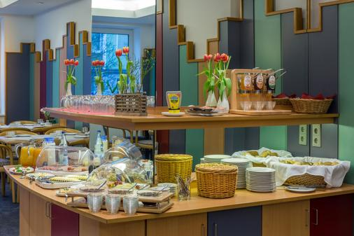CVJM Hotel Am Wollmarkt - Braunschweig - Buffet