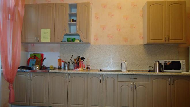 All Seasons Hostel - San Petersburgo - Comida