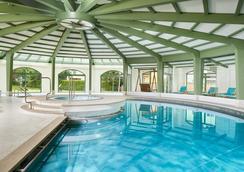 阿爾卑斯之家葛勢泰訥爾達飯店 - 巴特霍夫加施泰因 - 游泳池