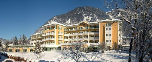 阿爾卑斯之家葛勢泰訥爾達飯店 - 巴特霍夫加施泰因 - 建築