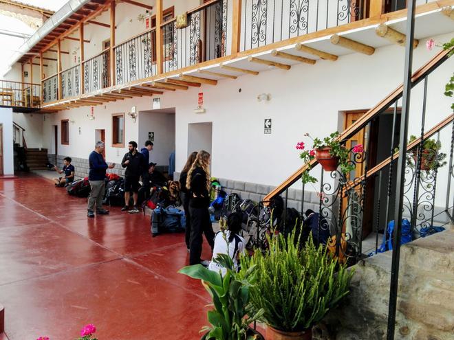 Casa San Pedro - Cusco - Outdoor view