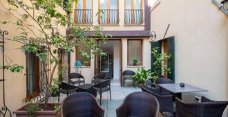Hotel Antigo Trovatore - Venezia - Patio