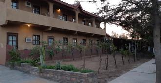Hotel Meson Del Vino - Ensenada - Edificio
