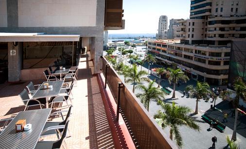 Hotel Adonis Plaza - Santa Cruz de Tenerife - Parveke