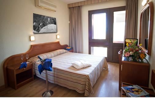 Hotel Adonis Plaza - Santa Cruz de Tenerife - Makuuhuone