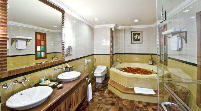 速卡吳哥度假酒店 - 暹粒 - 浴室