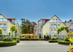 Familien und Gesundheitshotel Villa Sano - Ostseebad Baabe - Bâtiment