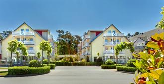 Familien und Gesundheitshotel Villa Sano - Ostseebad Baabe - Edificio