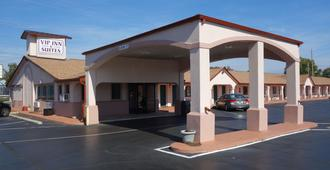 Vip Inn & Suites - Huntsville - Building