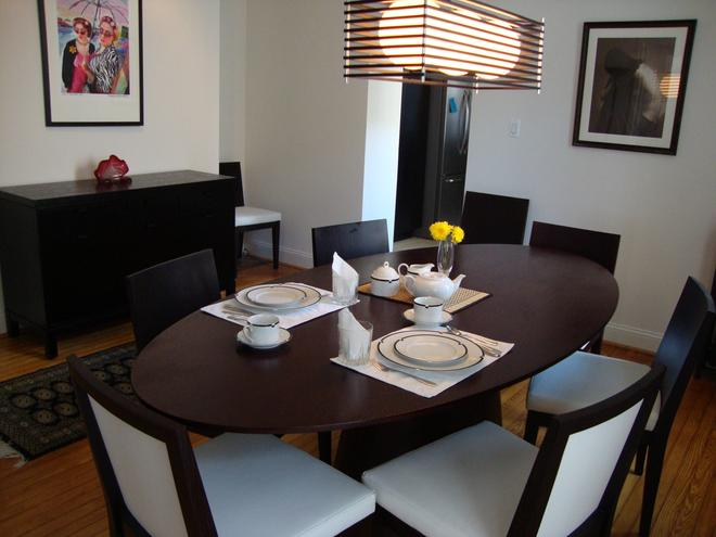 Blancnoir - Baltimore - Dining room