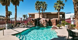 Red Roof Inn Las Vegas - Las Vegas - Pool