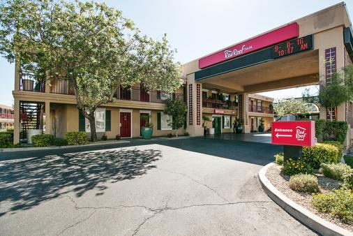 Red Roof Inn Las Vegas - Las Vegas - Toà nhà