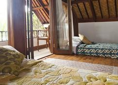 Apa Kabar Villas - Amed - Bedroom