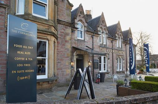 The Corriegarth Hotel - Inverness - Toà nhà