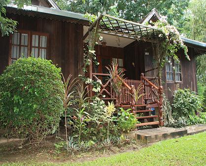 Romyen Garden Resort - Chiang Mai - Cảnh ngoài trời