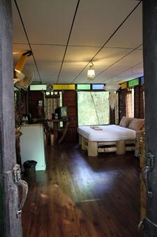 Khao Sok Tree House - Phanom - Bedroom