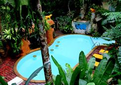 Khao Sok Tree House - Phanom - Pool