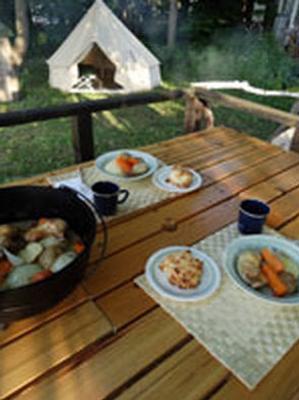 Alpine Backpackers - Hostel - Furano - Food