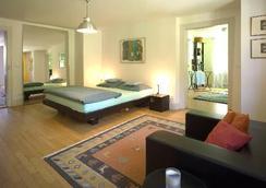 Nickhof B&B Resort - Inzigkofen - Bedroom