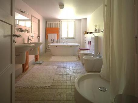 Nickhof B&B Resort - Inzigkofen - Bathroom