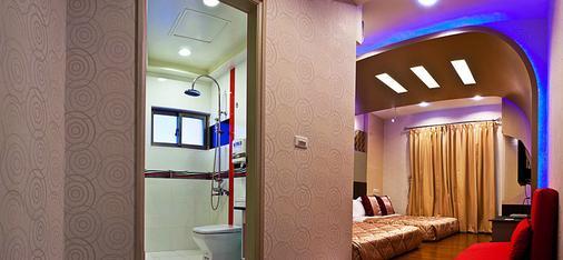 Ibiza Kenting Hotel - Hengchun - Bedroom