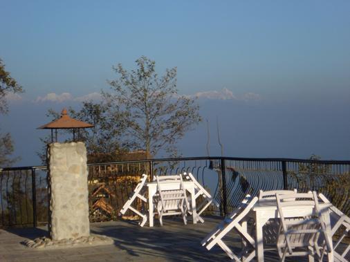 Resort Eco Home - Nagarkot - Restaurant