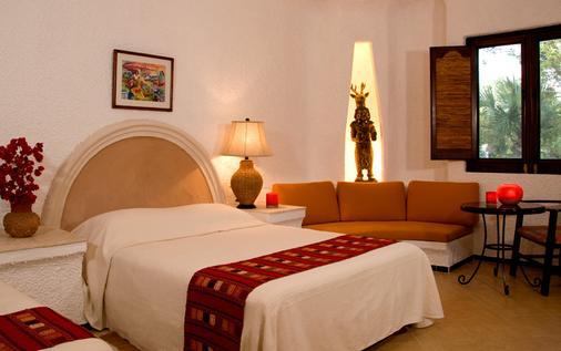 Amarte Maroma Hotel Eco Boutique Spa - Playa del Carmen - Bedroom