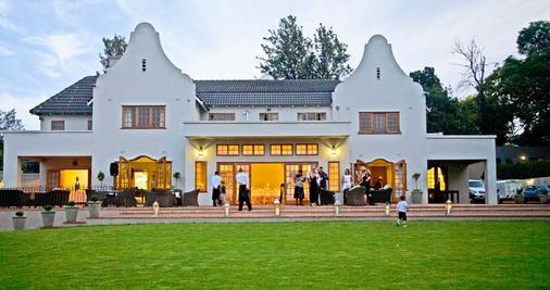 The View Boutique Hotel - Johannesburg - Gebäude