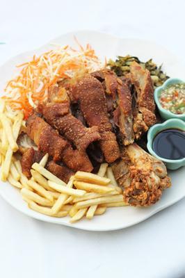 Lhongkhao Resort - Chiang Mai - Food
