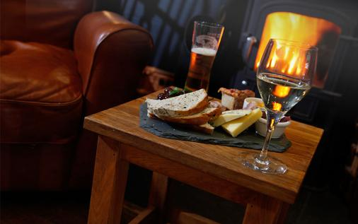 Longlands Inn and Restaurant - Carnforth - Ruoka
