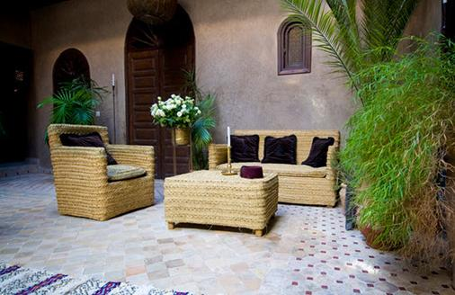 Riad Khol - Marrakesh - Living room