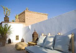 Riad Khol - Marrakech - Olohuone