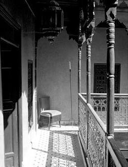 Riad Khol - Marrakech - Parveke