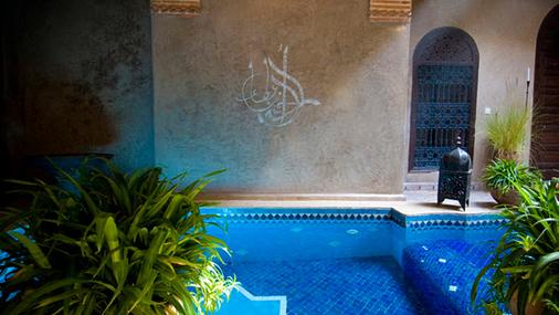 Riad Khol - Marrakesh - Pool