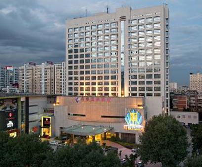 Herton Hotspring Hotel - Côn Minh - Toà nhà