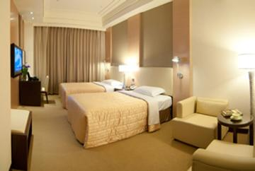 Ever Delightful Business Hotel - Chiayi City - Bedroom