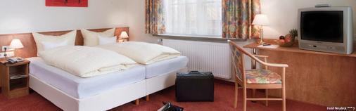Hotel Neudeck - Oberstaufen - Bedroom