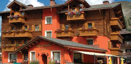 Hotel Cassana - Livigno - Building