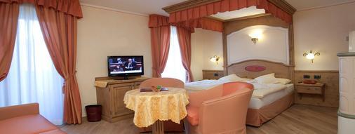 Hotel Cassana - Livigno - Bedroom
